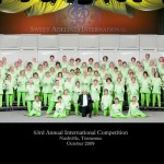 Sounds of Pittsburgh Chorus - Nashville 2009