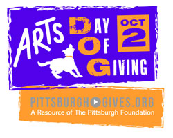 Arts Day of Giving October 2, 2014