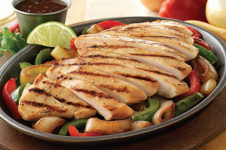 photo of fajitas