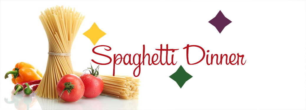 Spaghetti Dinner June 4, 2016