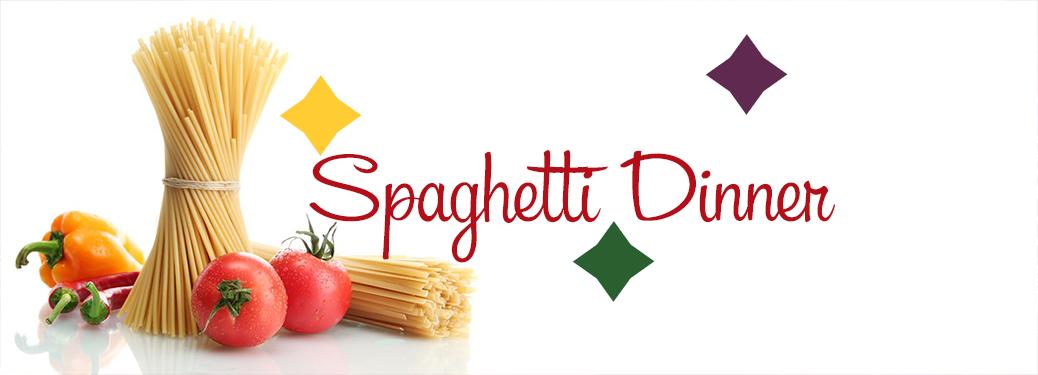 Spaghetti Dinner June 4, 2016